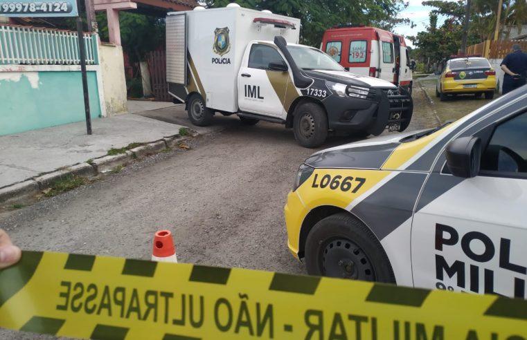 Policial aposentado é vítima de latrocínio em Pontal do Paraná
