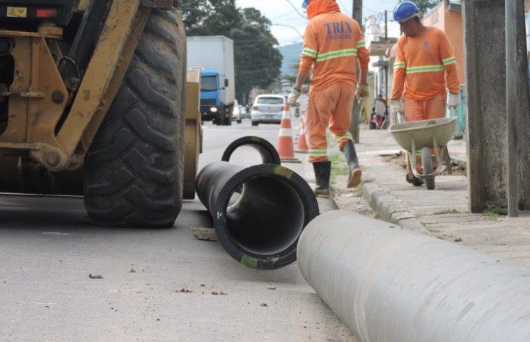Nova rede de distribuição de água em Antonina será entregue na sexta-feira (15)