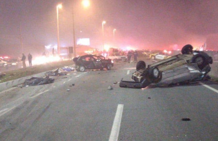 Engavetamento na BR-277 deixa mortos e muitos feridos