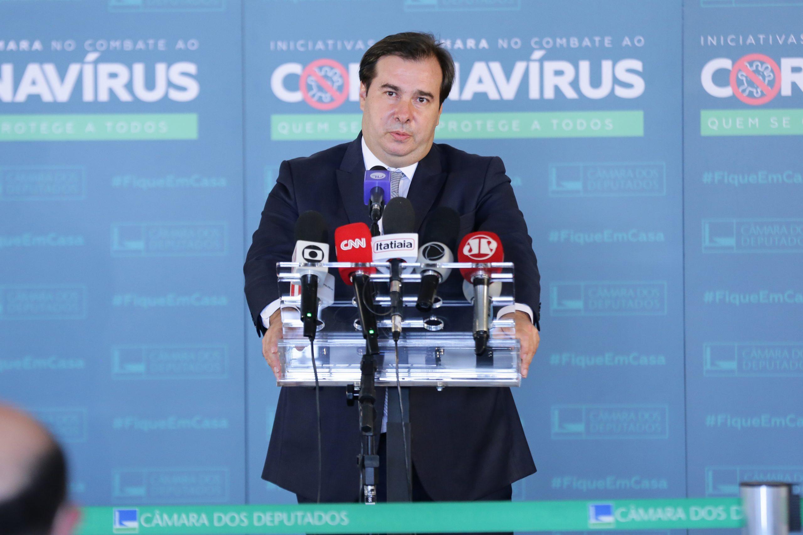 Maia diz não acreditar em quatro privatizações de estatais até o fim deste ano