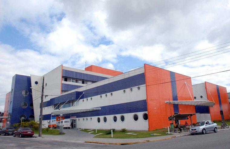 Hospital Regional do Litoral atinge 100% de ocupação dos leitos de UTI exclusivos da Covid-19