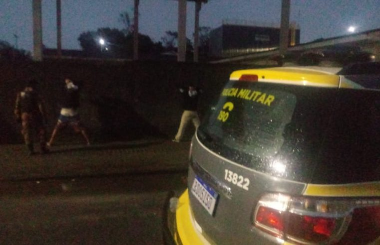 Patrulha Costeira prende homem com mandado de prisão aberto, no Porto Seguro