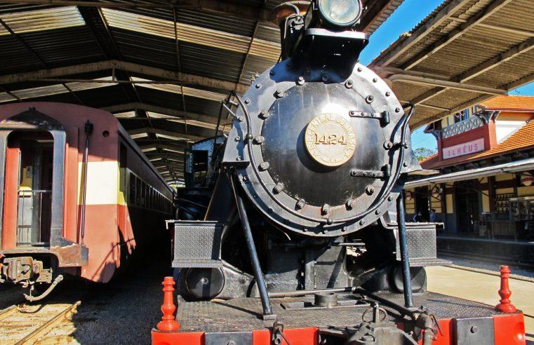 Resgatadas, seis locomotivas farão parte de acervos de associações de preservação