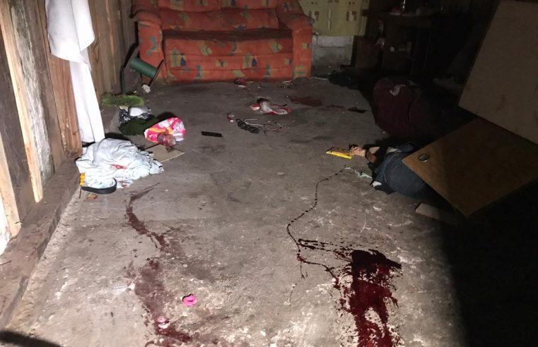 Mulher é encontrada morta no Rio da Onça, em Matinhos