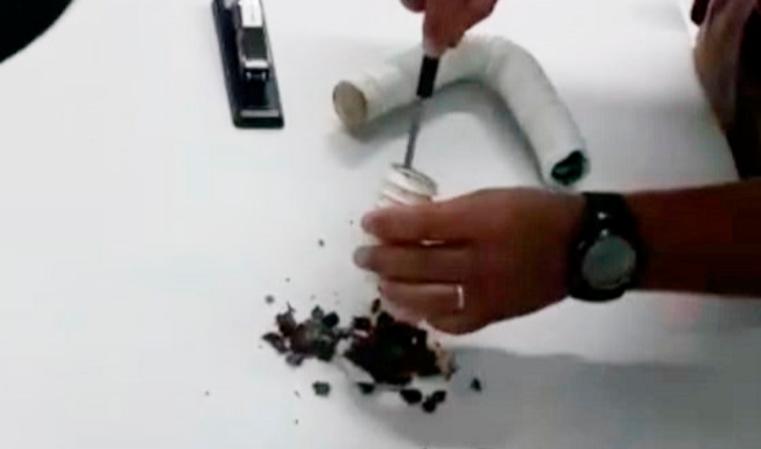 Drogas são encontradas em cano de pia após abordagem da PM na Costeira