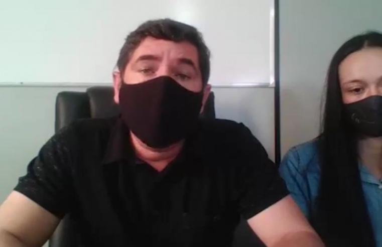Binho não será candidato à reeleição em Pontal do Paraná