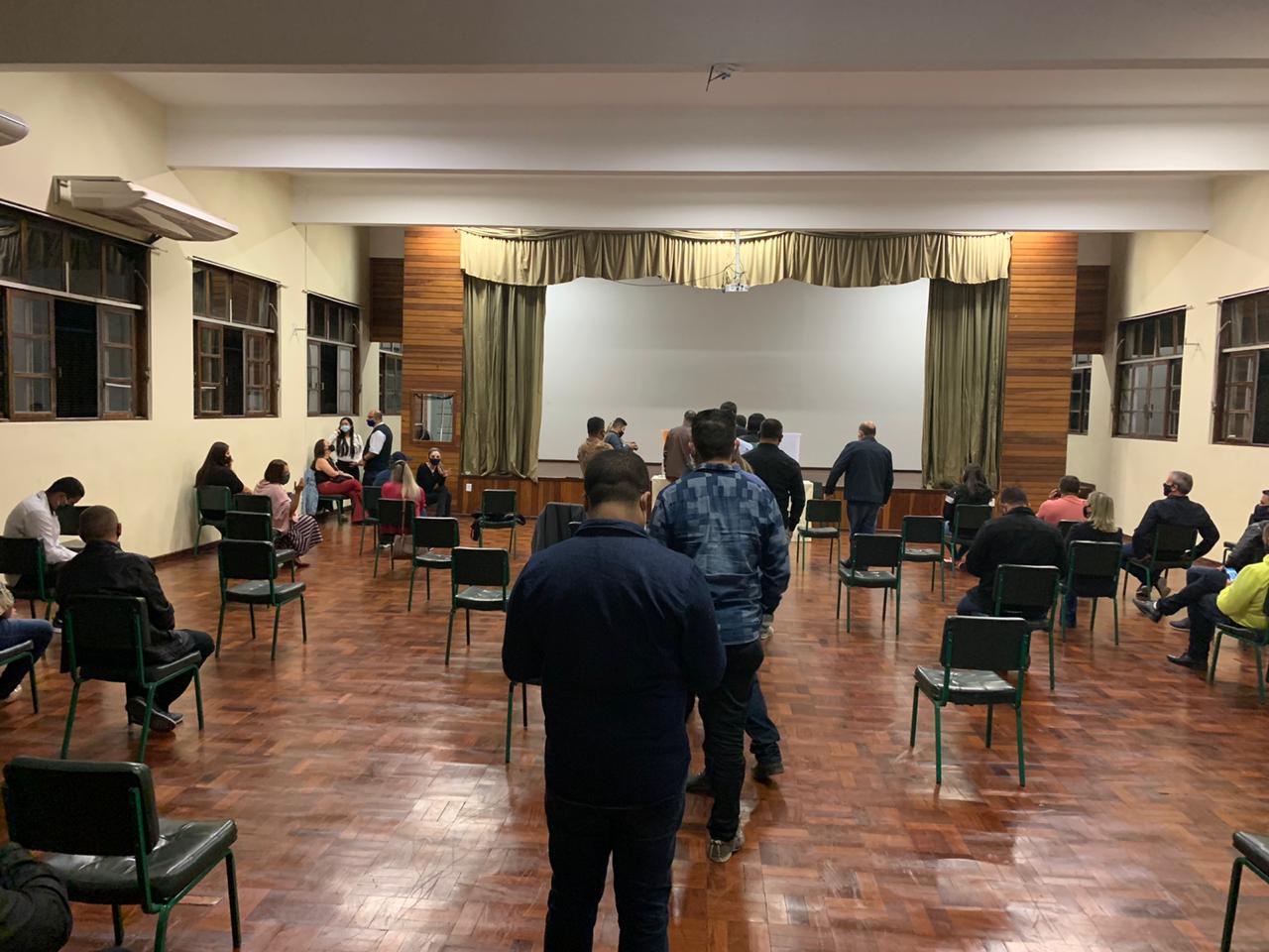 Convenções apresentaram candidatos a vereador e prefeito em Paranaguá, nesta terça-feira