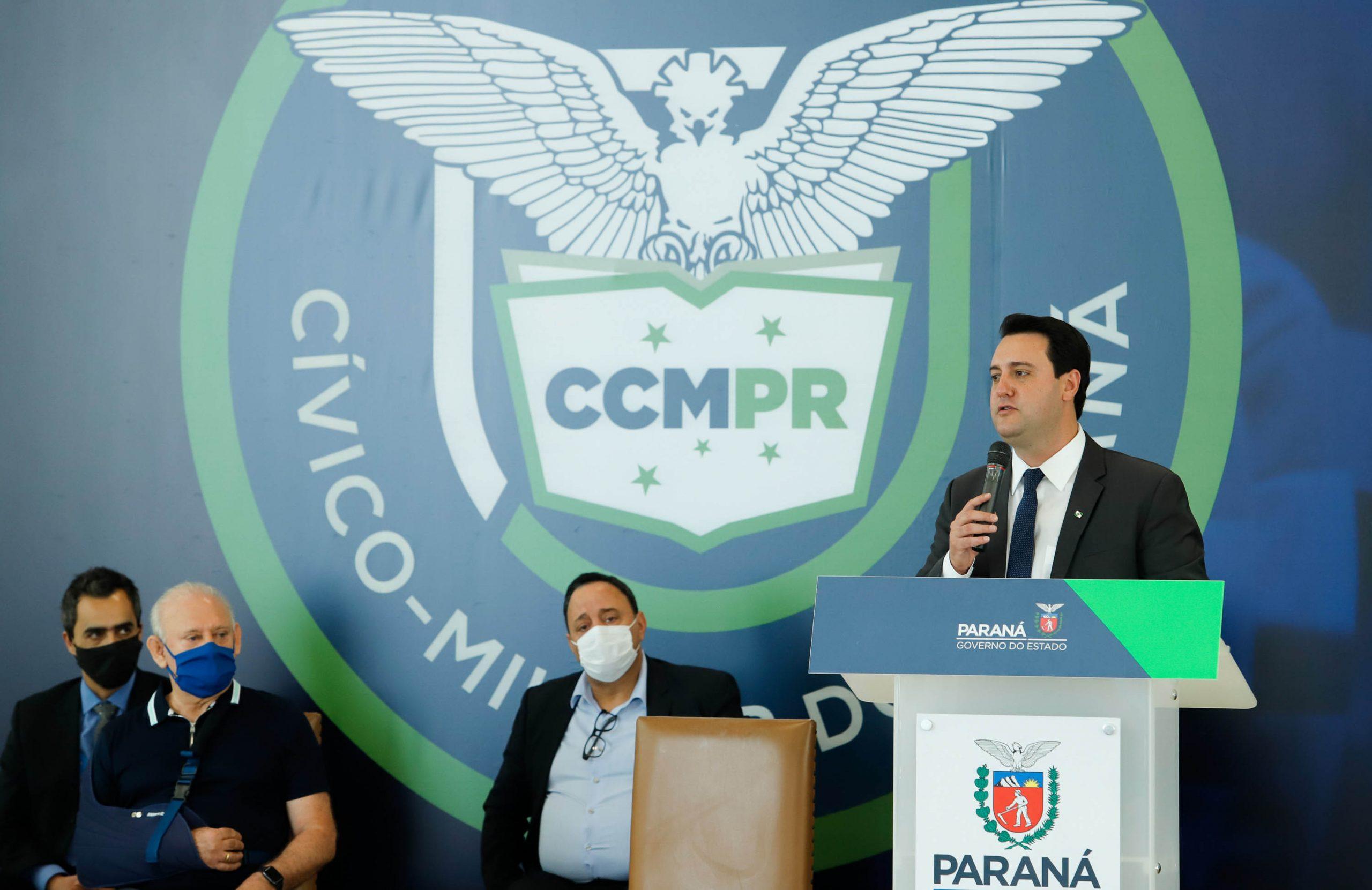 Litoral será contemplado com programa estadual de metodologia cívico-militar