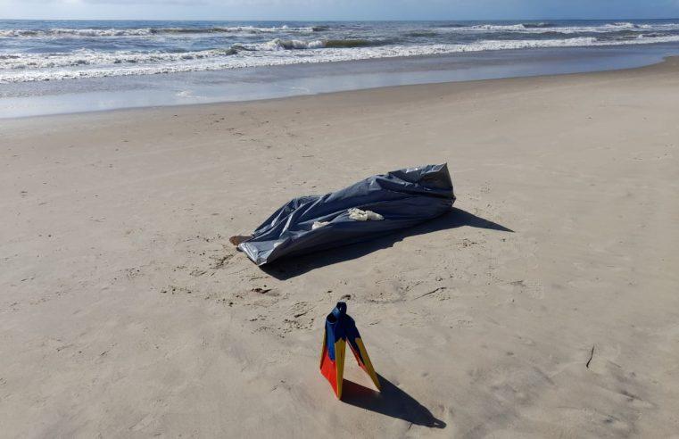 Corpo de jovem que se afogou em Guaratuba é encontrado nesta quarta-feira (25)