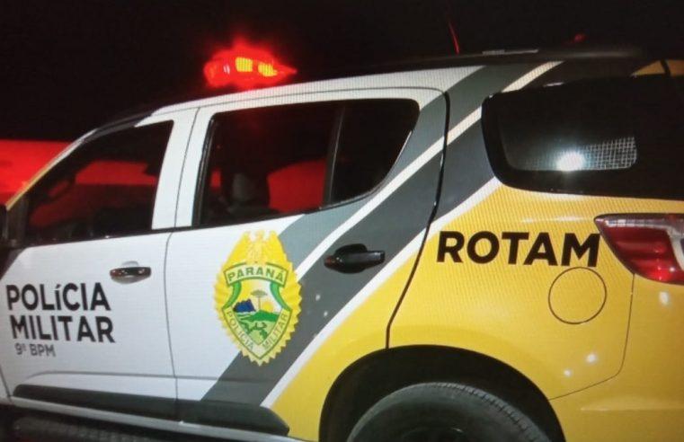 ROTAM apreende menor por tráfico de drogas em Guaratuba