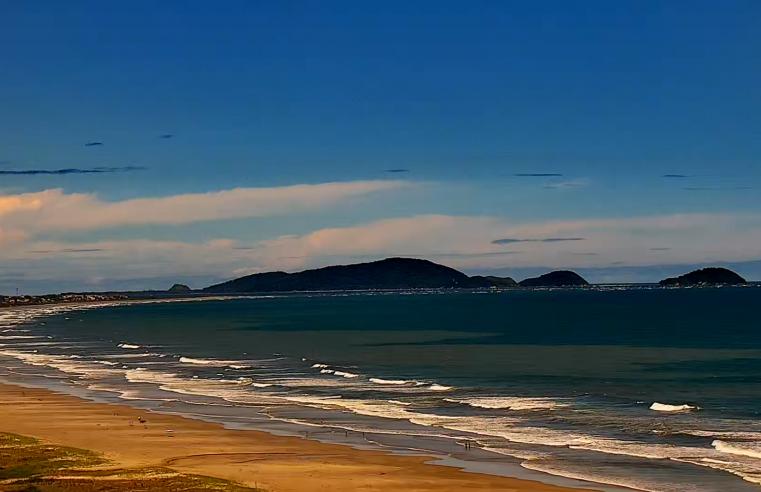 Veja como fica o tempo para amanhã (09), no litoral e no restante do estado