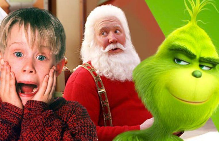 Filmes para assistir no Natal