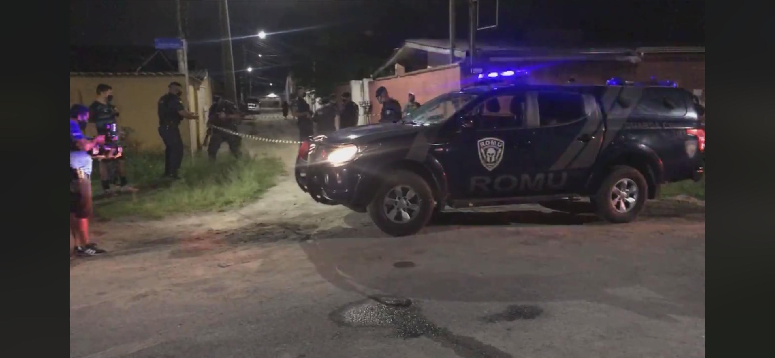 Homem é assassinado no meio da rua, em Paranaguá