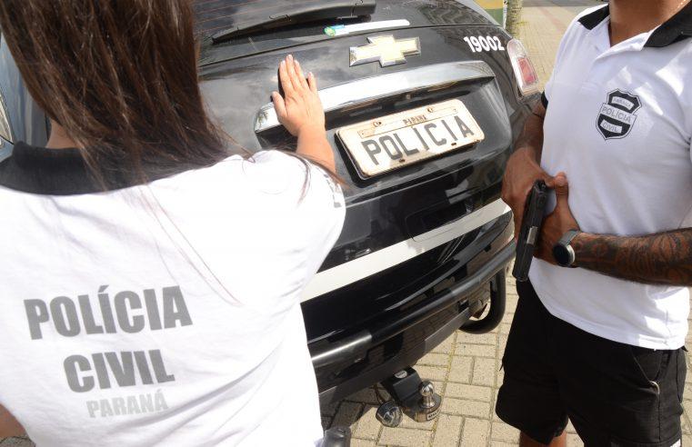 Casal que praticava furtos contra veranistas é preso em Morretes