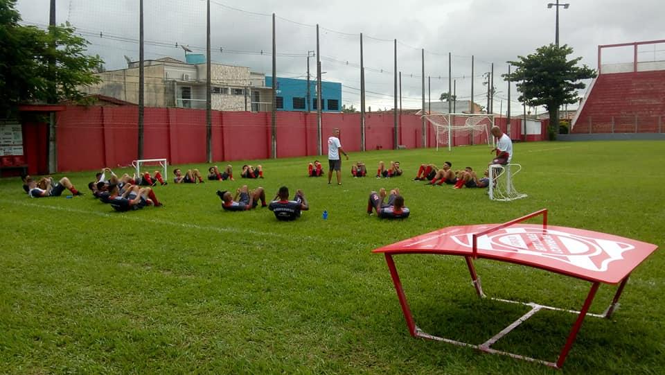 Campeonato Paranaense: Rio Branco inicia preparação para a competição estadual