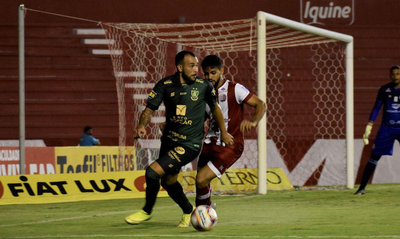 América-MG garante acesso à Série A do Brasileiro