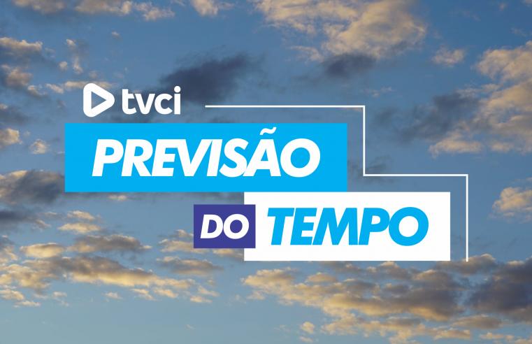 PREVISÃO DO TEMPO: Paranaguá e Guaraqueçaba devem registrar alto acumulado de chuva durante a madrugada