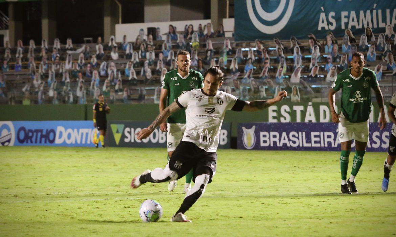 Ceará e Fortaleza vencem na rodada do Brasileiro