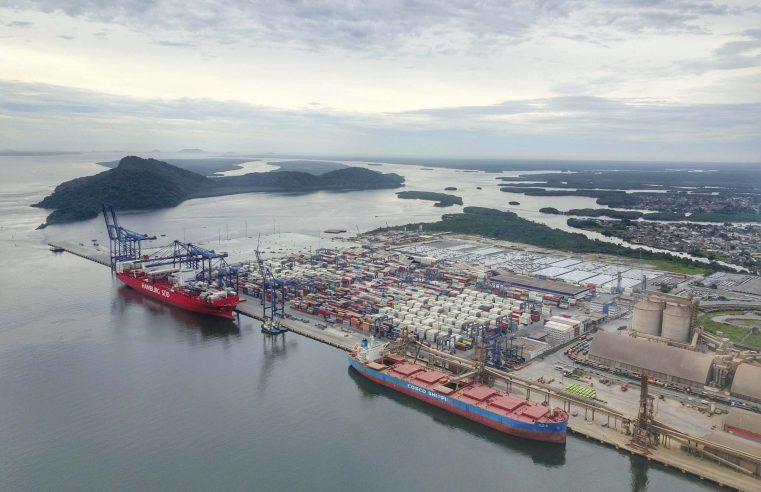 Porto prevê 11% de alta nas exportações de grãos no 1º trimestre