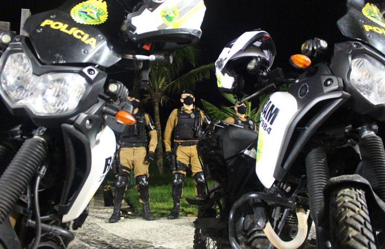 Equipe ROCAM prende homem envolvido com tráfico de drogas em Guaratuba