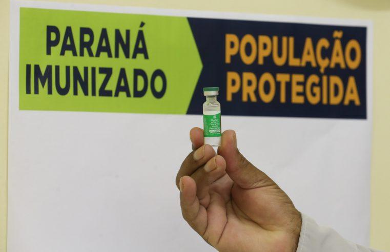 Covid-19: Guaraqueçaba é a primeira cidade do Brasil a iniciar a vacinação para pessoas com faixa etária de 30 anos