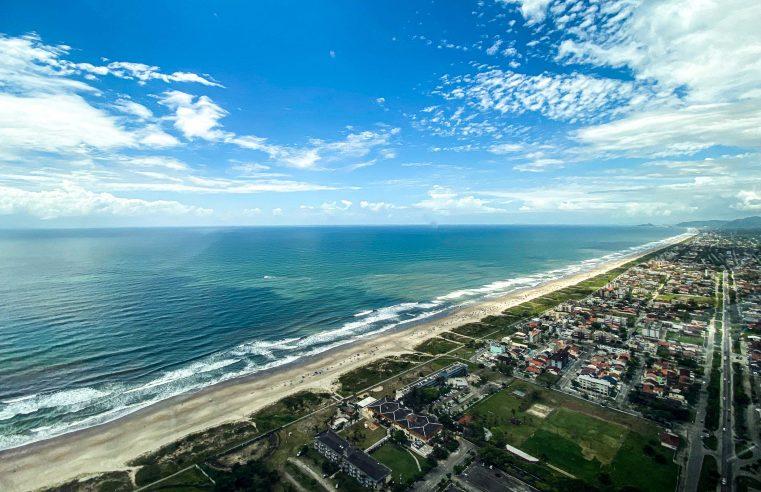Praias do litoral apresentam boas condições para banho