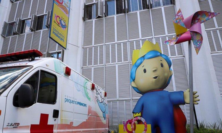 Paranaguá avança nas tratativas para instalação de unidade do Hospital Pequeno Príncipe