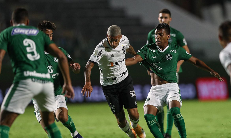 Atlético Mineiro perde para Goiás e vê mais distante sonho do título