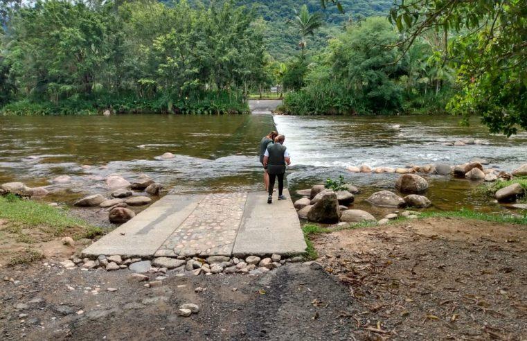 IAT alerta para riscos do consumo de água e peixeis do Rio São João, em Guaratuba