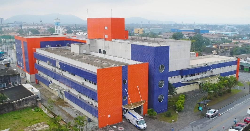 Hospital Regional do Litoral registra cinco novos óbitos na Ala Covid