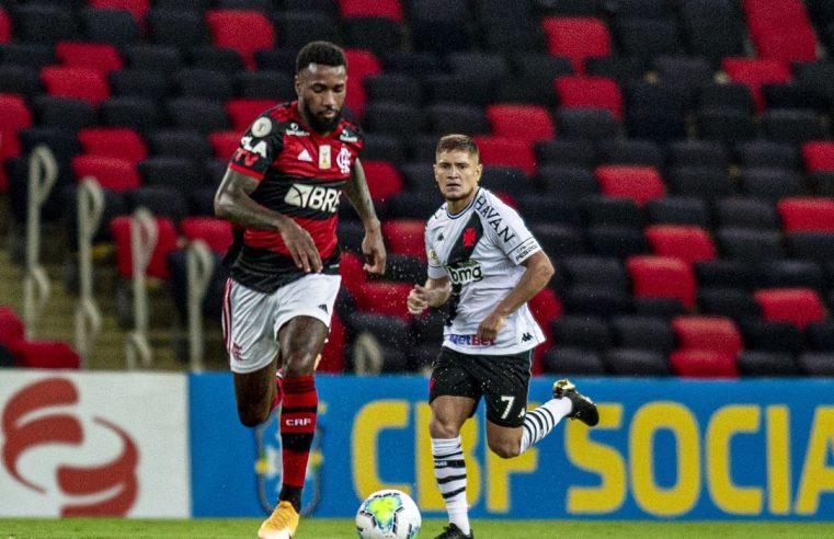 Flamengo vence Vasco no Maracanã e cola no líder Inter