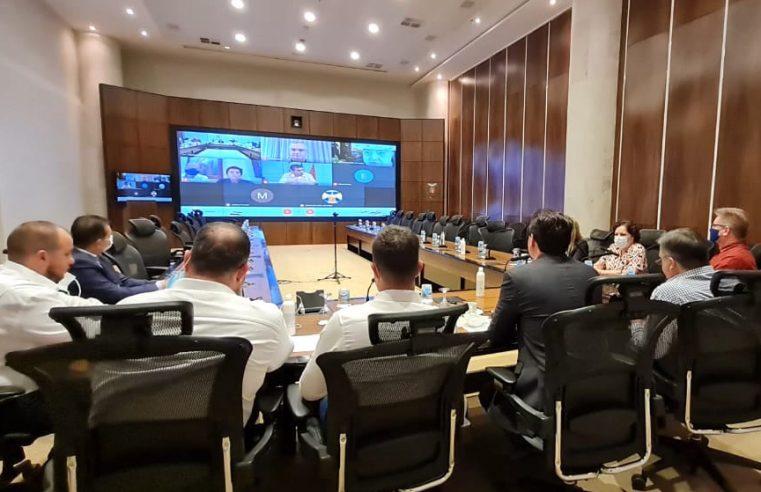 Governador faz reunião de emergência com prefeitos do Paraná