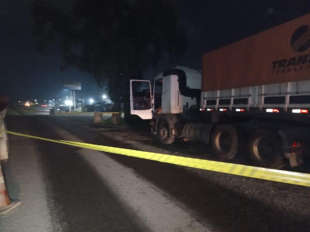Caminhoneiro é assassinado a tiros em Paranaguá; há suspeita de latrocínio