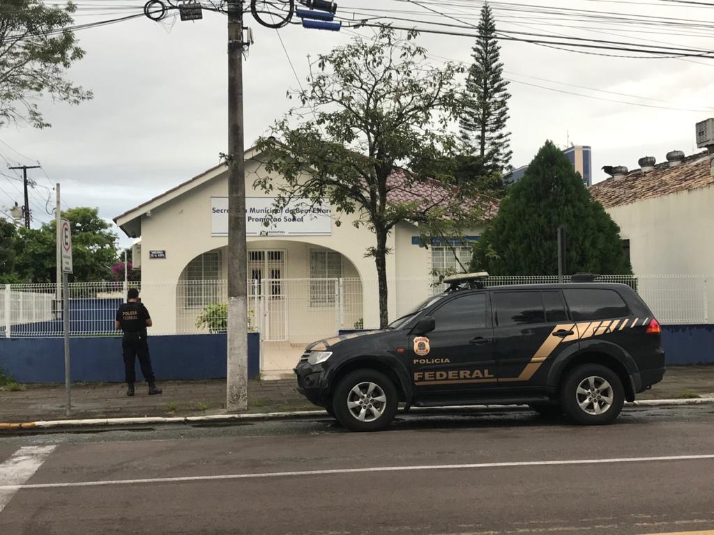 Operação Mal Estar – Polícia Federal cumpre mandados de busca e apreensão no litoral do Paraná