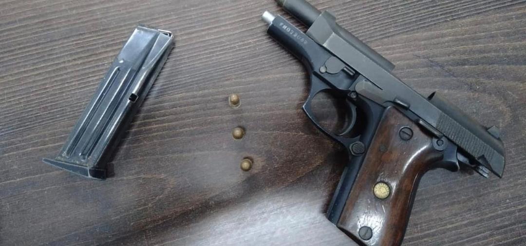 Suspeitos de disparos de arma de fogo são presos em Guaratuba