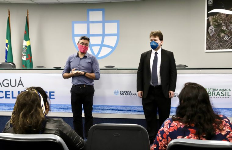 Portos do Paraná tem novo diretor de Engenharia e Manutenção