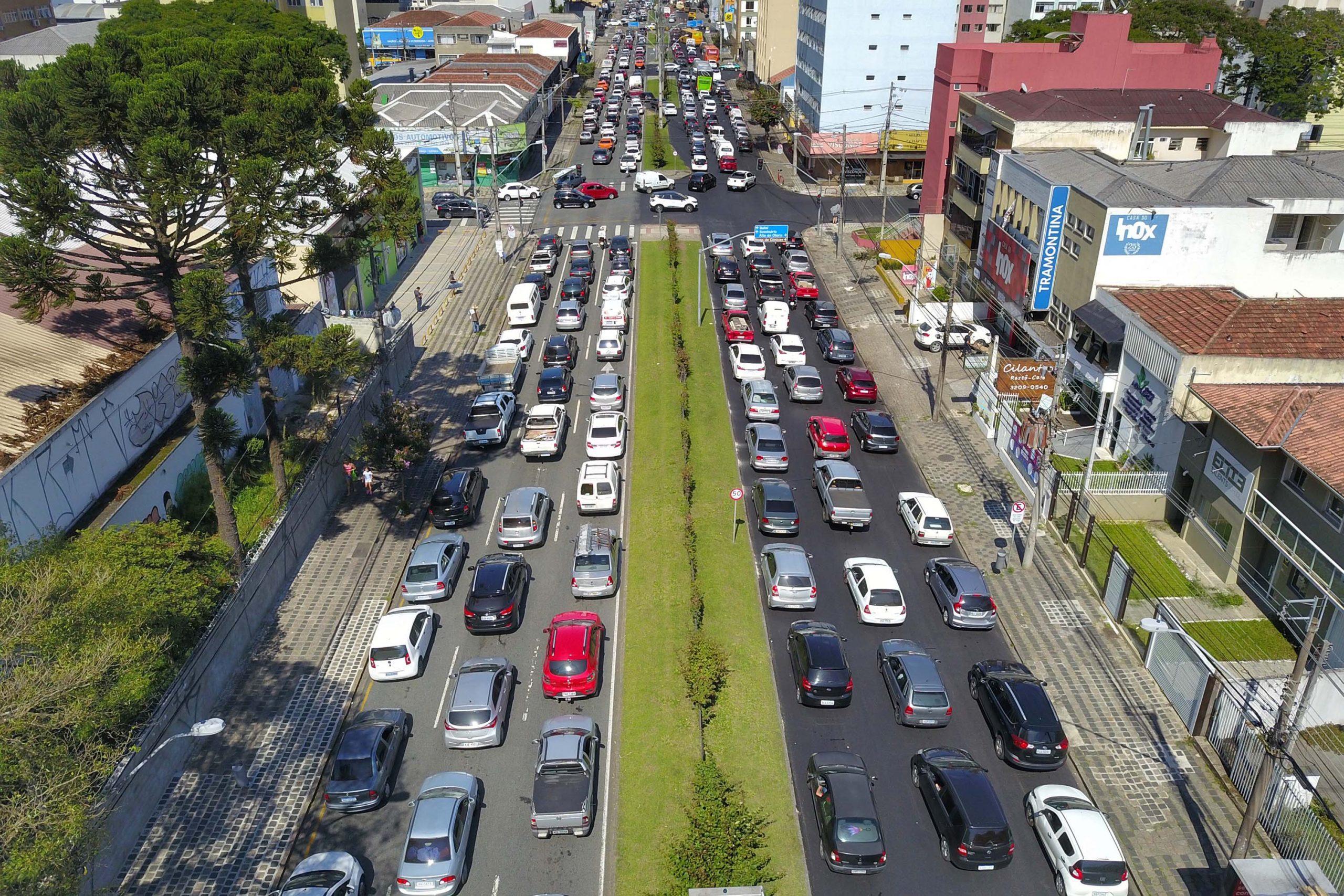 As três últimas parcelas do IPVA 2021 foram adiadas em um mês, no Paraná