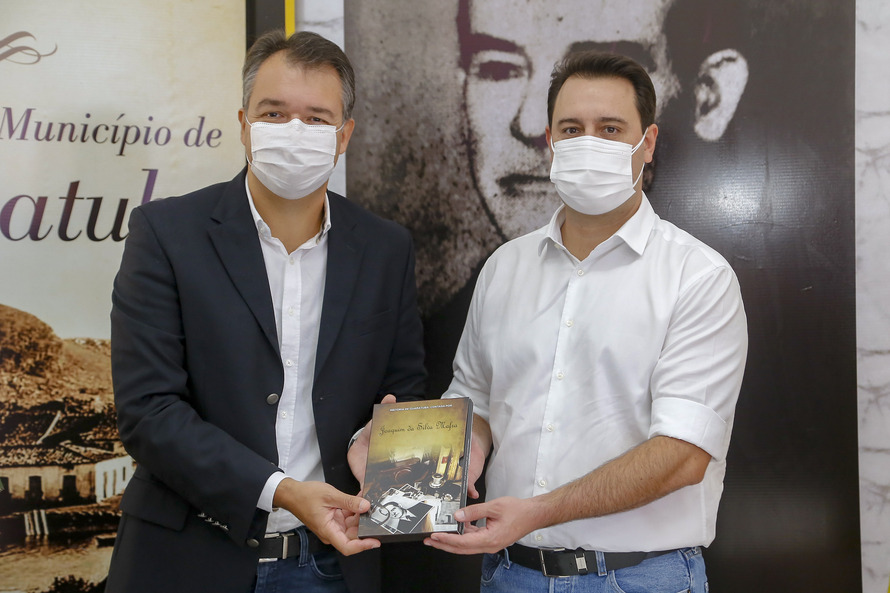 Guaratuba 250 anos: autoridades estaduais e municipais participam de solenidade