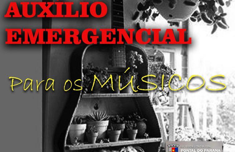 Prefeitura de Pontal do Paraná lança auxílio emergencial para músicos da cidade