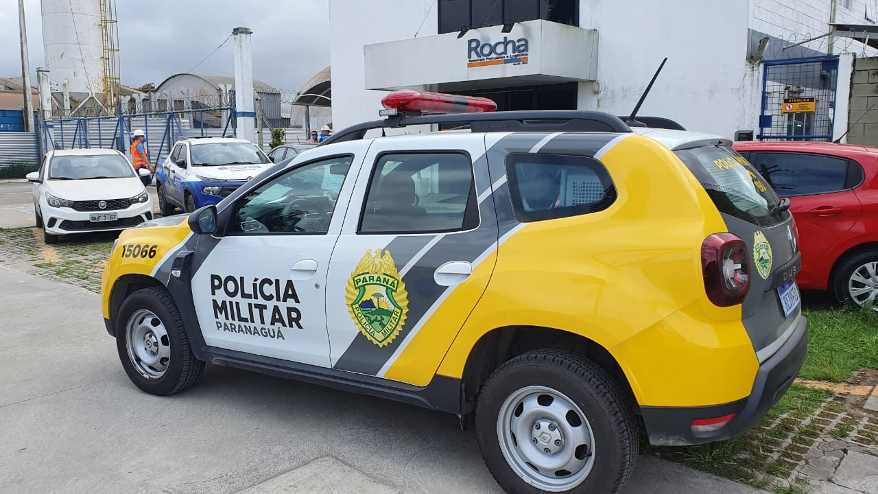 Polícia Militar lança nova modalidade de patrulhamento portuário, em Paranaguá