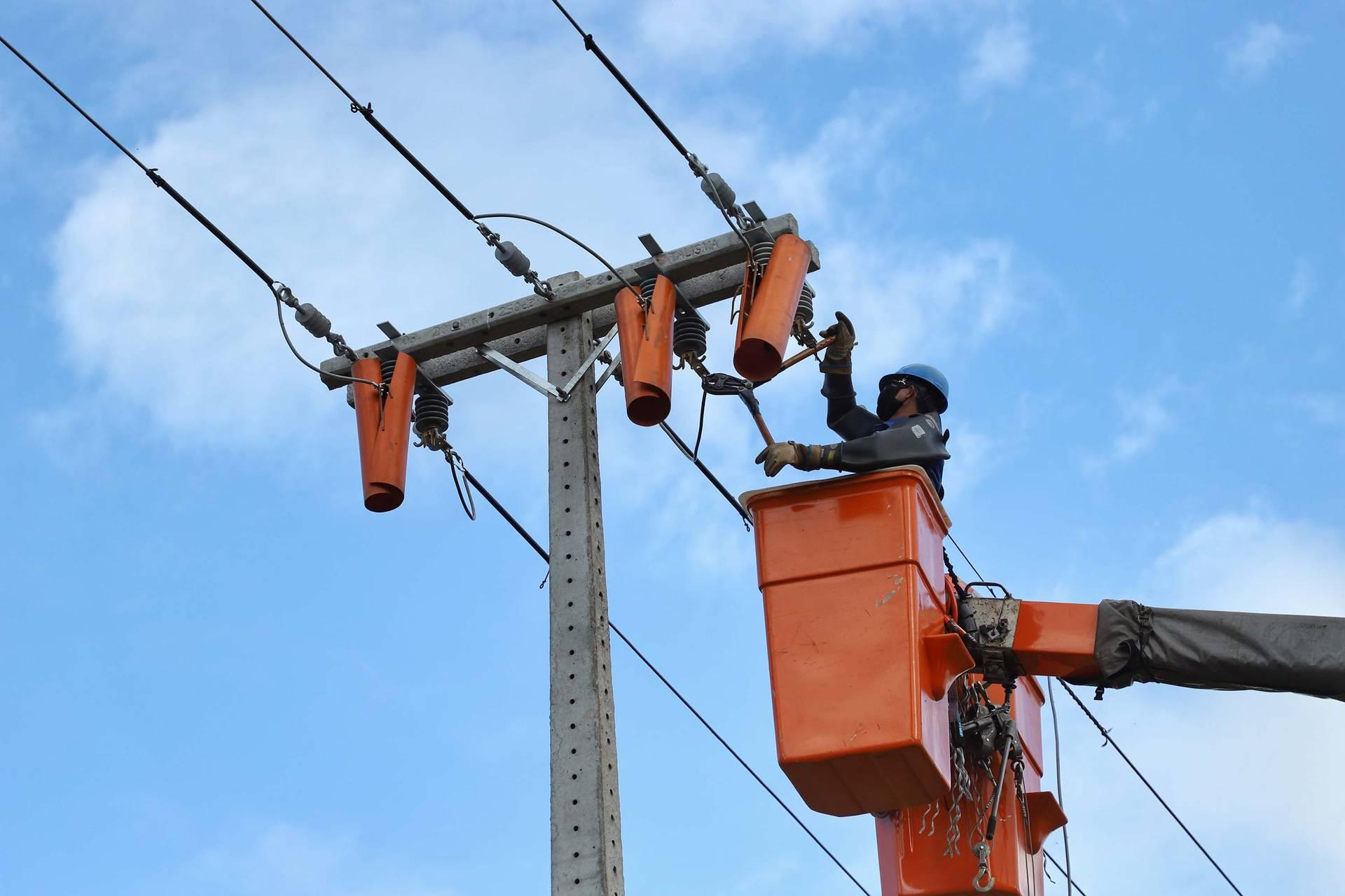 COPEL: Confira os desligamentos programados para melhorias na rede de distribuição de energia no litoral