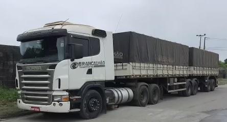 Caminhoneiros são sequestrados e mantidos reféns por horas em Paranaguá