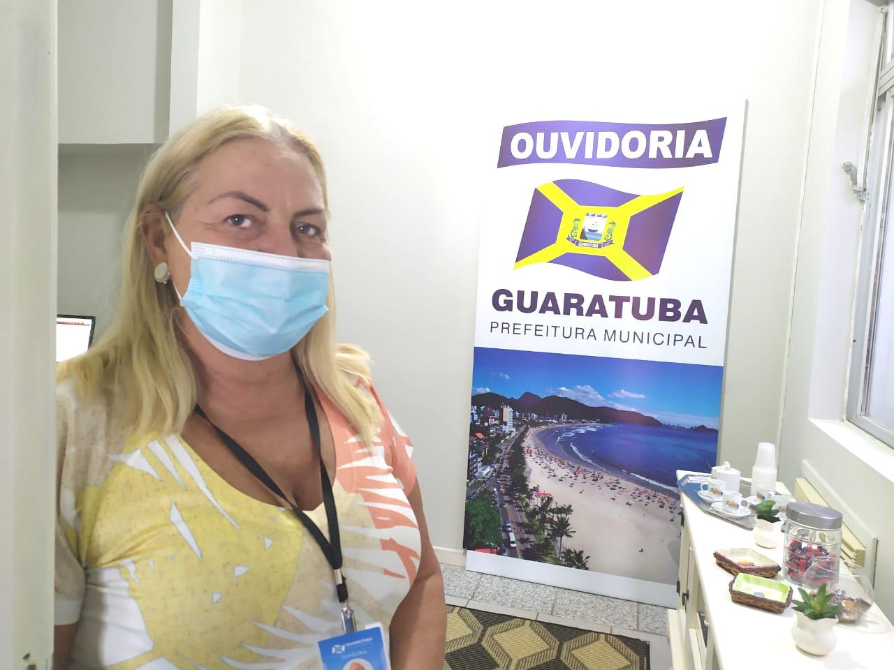 Ouvidoria Municipal de Guaratuba está em novo endereço