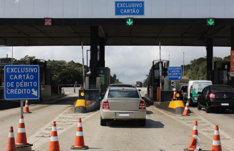 No Paraná, pedágio cria divergência na maior concessão rodoviária do país