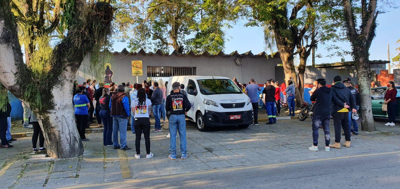 Nilo Monteiro é sepultado na manhã desta quinta-feira em Paranaguá