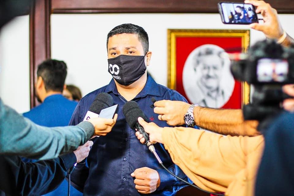 Secretário de Indústria e Comércio, Nilo Monteiro, morre aos 44 anos, vítima da Covid-19