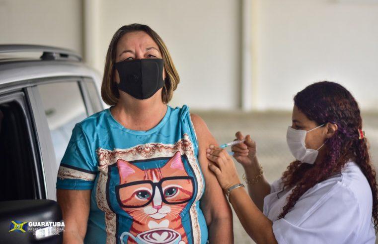 Covid-19: Prefeitura de Guaratuba realiza mutirão de vacinação nesta quarta-feira (12)