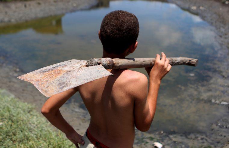 Trabalho infantil volta a crescer devido a pandemia da Covid-19