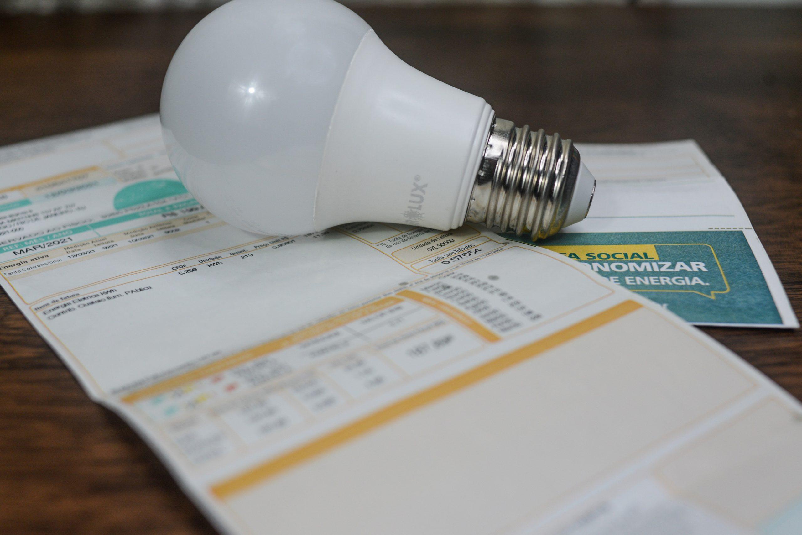 Atenção: a tarifa de luz vai subir cerca de 10%