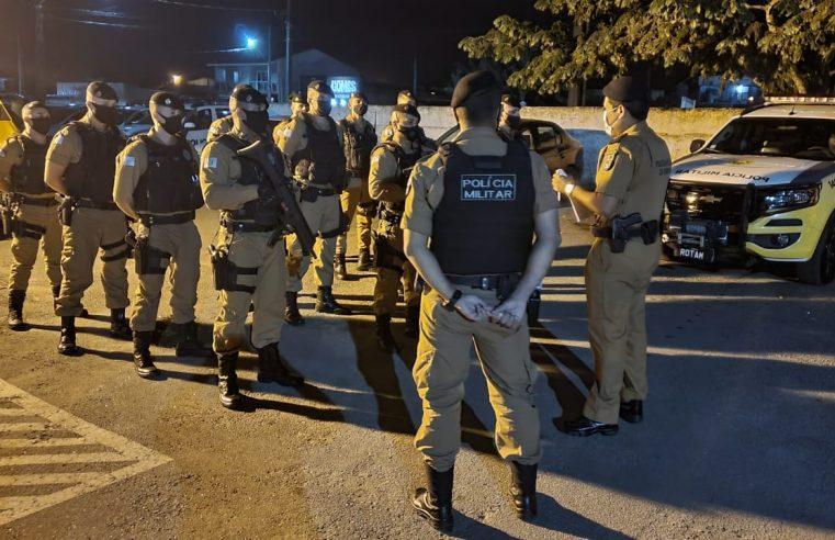 Polícia Militar executa segundo dia da Operação Baixa Temporada